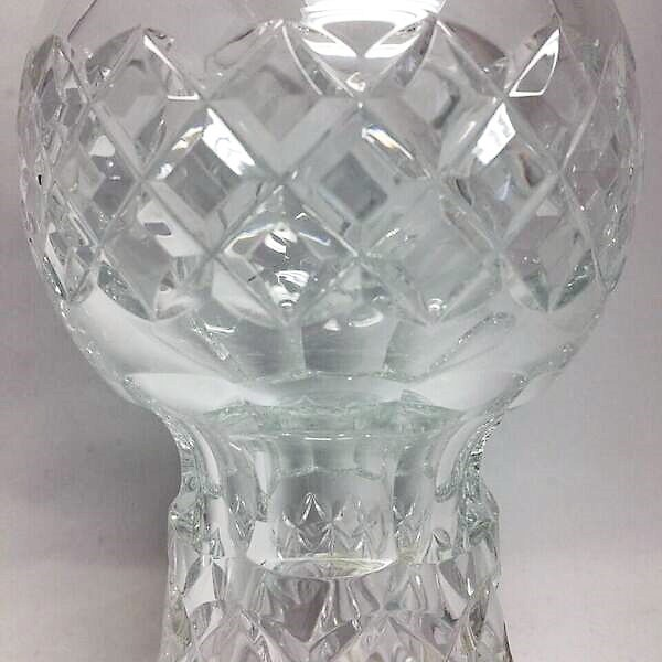 Waterford Crystal Madeline Vase 10 Discontinued