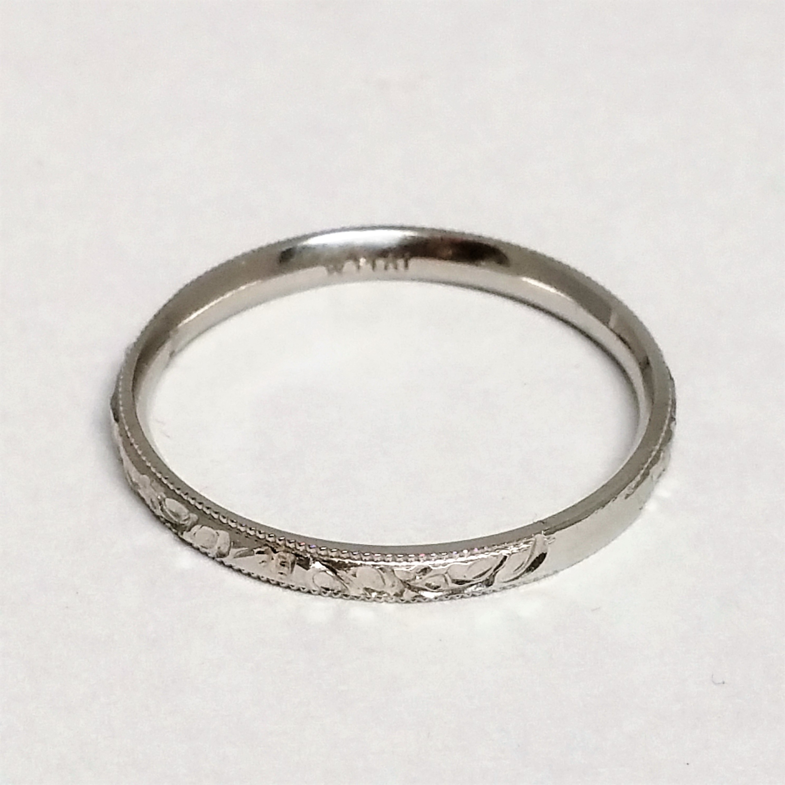 wedding platinum bands page e with thick thinthick size ring topic and band closed thin help